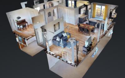 Visite virtuelle des maisons modèles